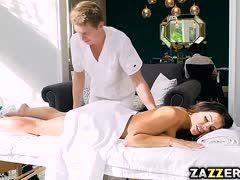 Analfick nach der Massage