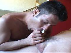 Gays Jack und Raoul treiben es oral