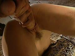 Intensiver Outdoor Arschfick für schwanzgeile Luder